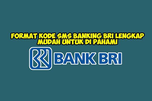 Cara SMS Banking BRI: Format Kode Transfer Sesama BRI, Bank Lain, Cek Saldo, Mutasi