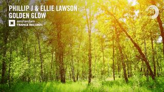 Lyrics Golden Glow - Phillip J & Ellie Lawson