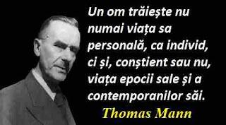 Maxima zilei: 6 iunie - Thomas Mann