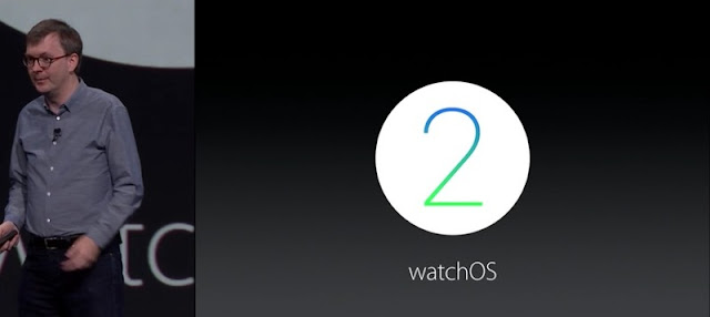 New update watchOS 2.0.1 for Apple Watch with enhanced autonomy and new emoticons