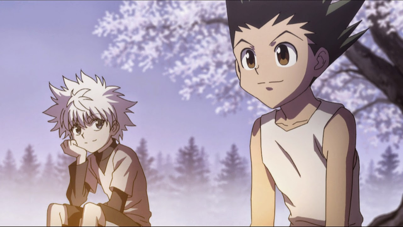 Gon and Killua, Gon, Killua, Hunter x Hunter, fan fiction, Three wishes, dark continent