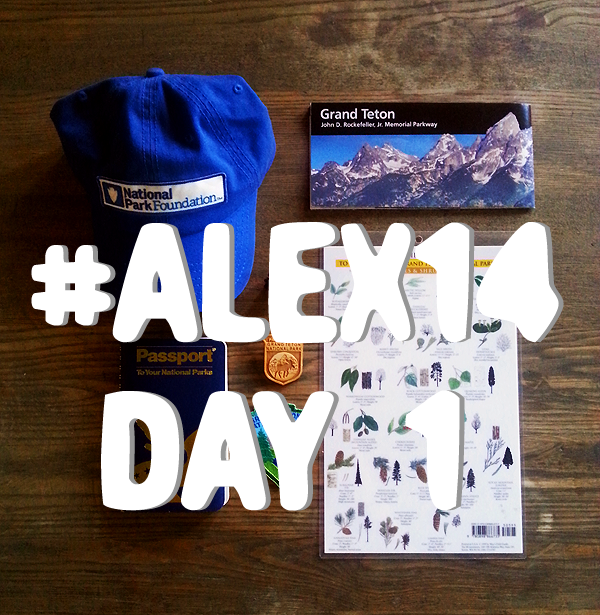 National Park Foundation #ALEX14