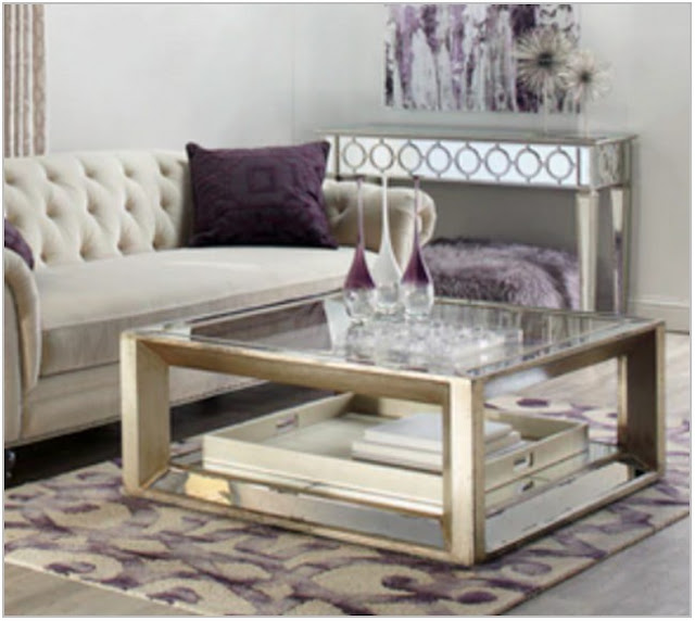 Z Gallerie Coffee Tables;Z Gallerie Pascual Coffee Tables;