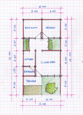 layout of home design 13b