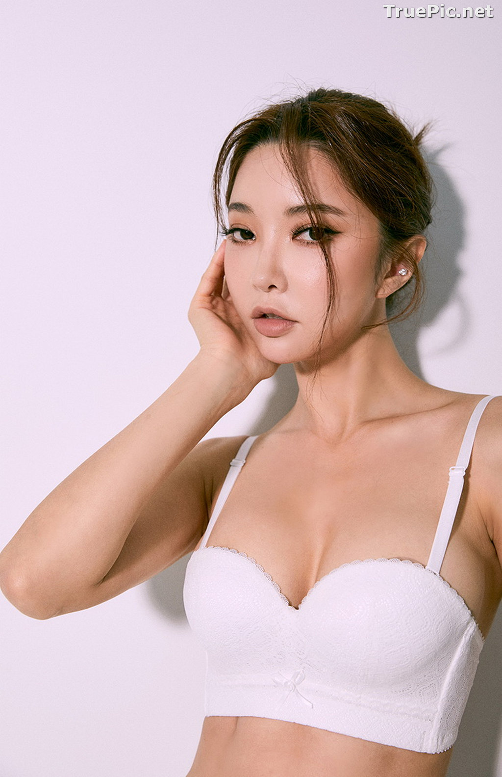 Image Korean Fashion Model - Park Soo Yeon - Open Up Lingerie - TruePic.net - Picture-8