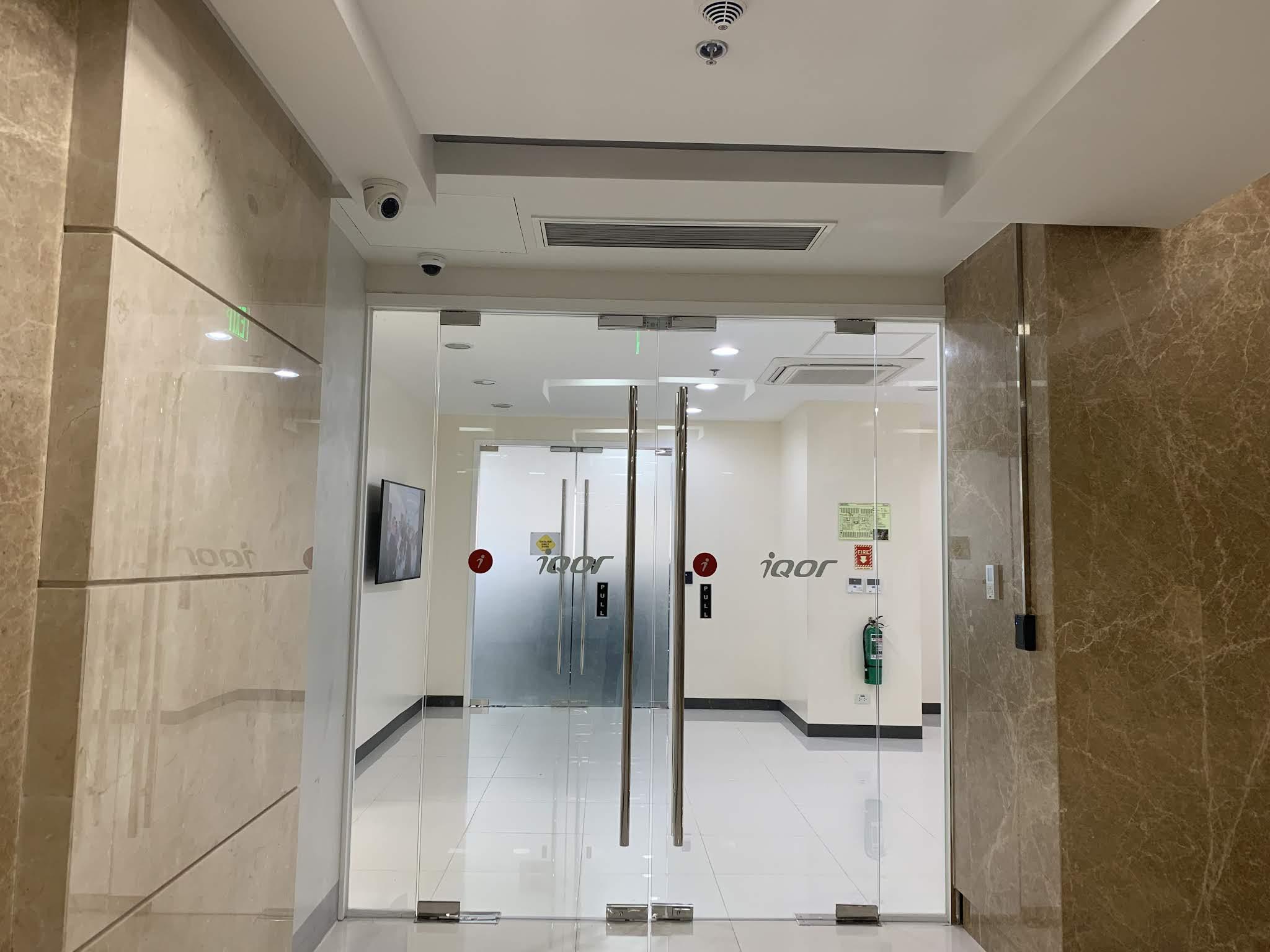 iQor Office located at Iloilo Business Park, Megaworld, Iloilo
