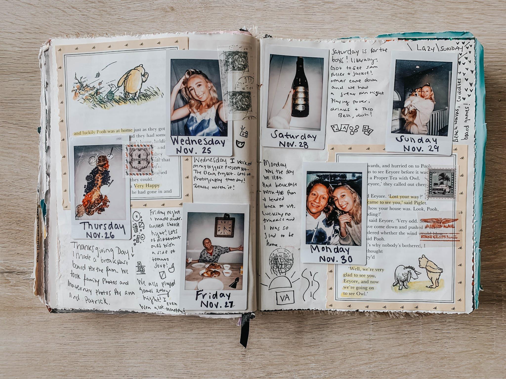 How I Journal