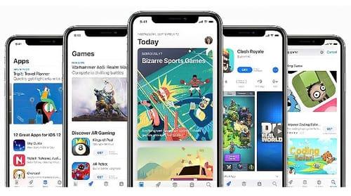 Senators target the Apple App Store