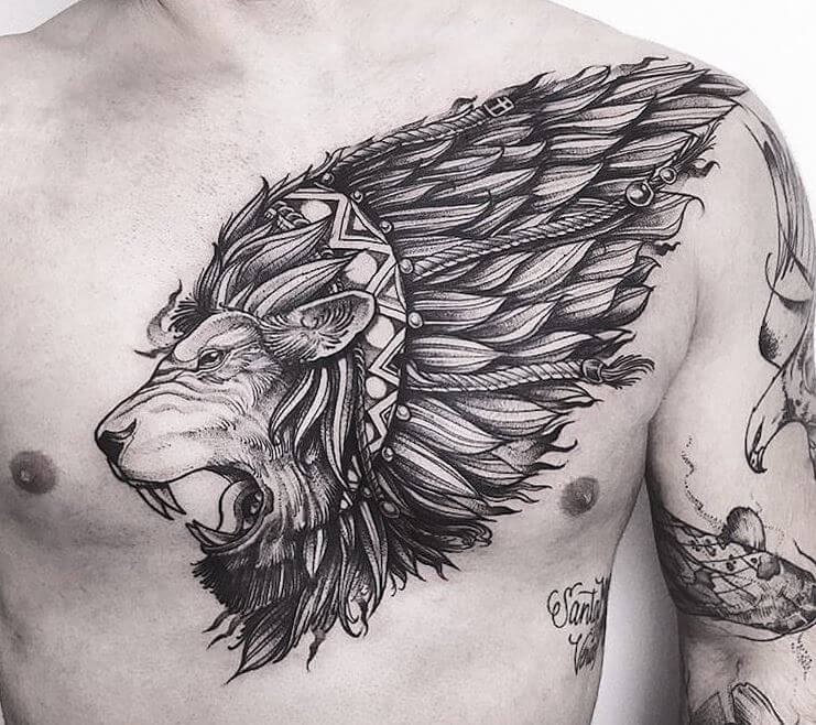 115 Best Lion Tattoos Ideas And Designs (2018