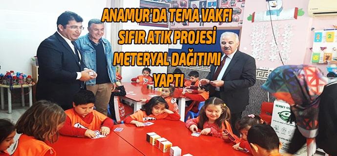 Anamur Haber, Anamur Son Dakika, Anamur, TEMA Anamur,