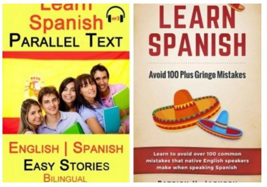 Learn Spanish Books and audios
