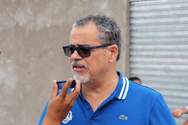 Prefeito de Jacobina Luciano Pinheiro agradece por apoio recebido após acidente