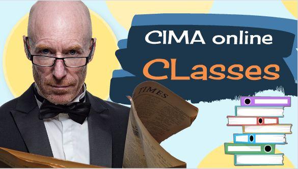 CIMA Online Live classes from VIVA