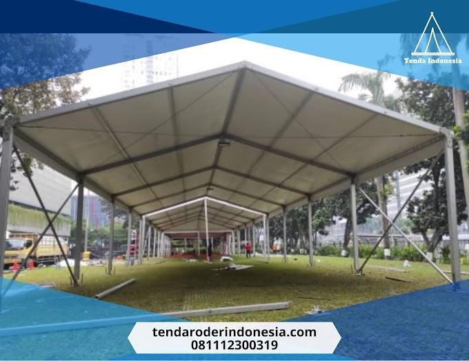 Harga Sewa Jual Tenda Roder VIP Jakarta 081112300319