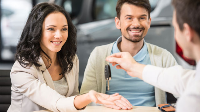 car finance with fair credit score