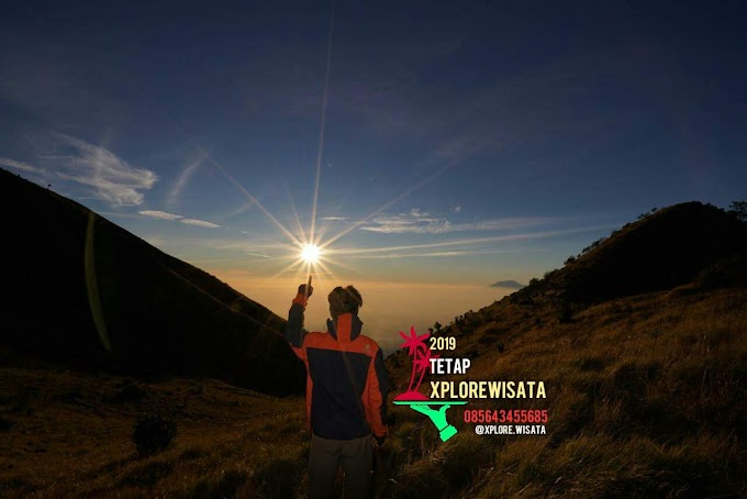 Porter Selo - Paket Mendaki 2H1M Gunung Merbabu Jalur Selo