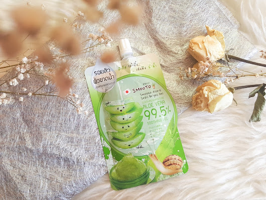 Review Smooto Aloe Vera Gel, Tomato Serum and Mask (Sponsored Post )