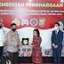 Menteri Bintang Berikan Penghargaan Kepada 36 Aparat Penegak Hukum (APH)