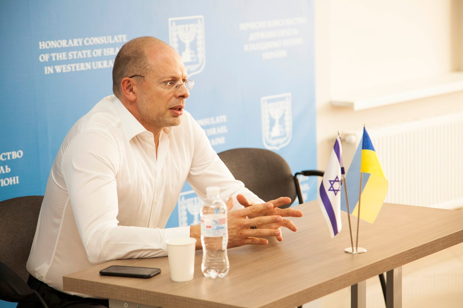 Vasily Zinkevich: a person who is not subject to time