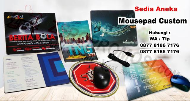 souvenir mousepad custom, Alas Mouse Komputer, tatakan mouse pad custom promosi, Cetak Custom Mousepad Harga Murah di Tangerang