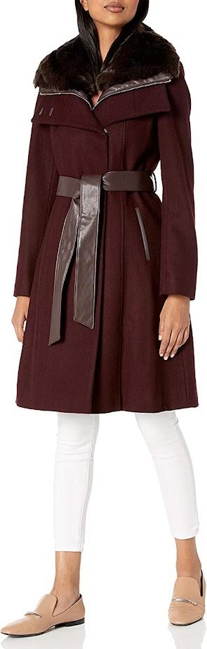 Faux Fur Collar Coats Jackets for Women