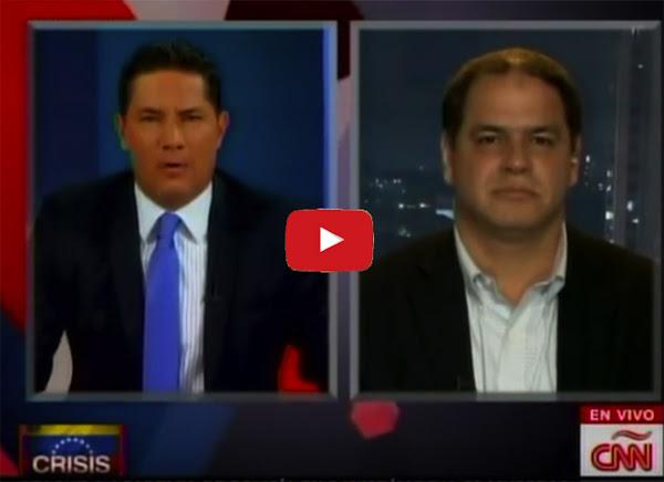 Luis Florido entrevistado por Fernando del Rincón en Conclusiones