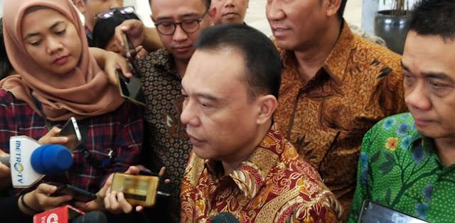 Waketum: Gerindra Sudah Berupaya Pulangkan Habib Rizieq