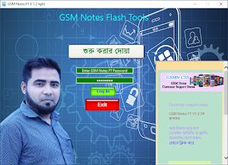 GSM Notes FT V1.2 Light