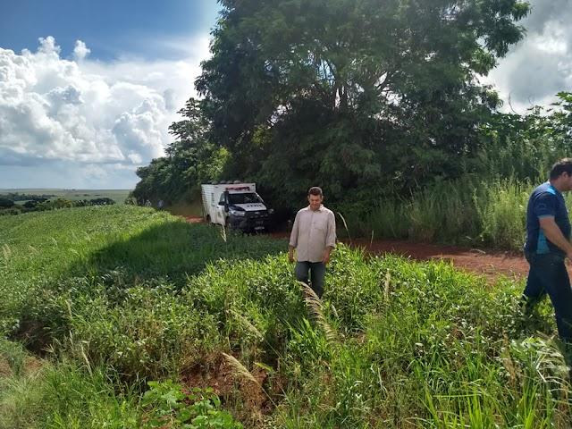 Encontrado morto morador de Mamborê