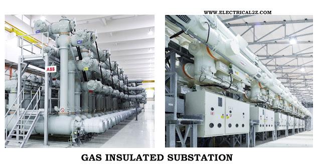 gas insulated switchgear, gis switchgear, gis gas insulated switchgear, gis breaker @electrical2z