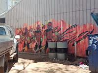 Alice Springs Street Art | Unknown