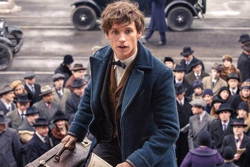 """Eddie Redmayne tinha medo de estragar """"Harry Potter"""""""