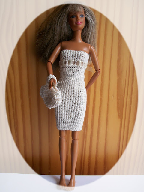 Rode de cérémonie pour Barbie