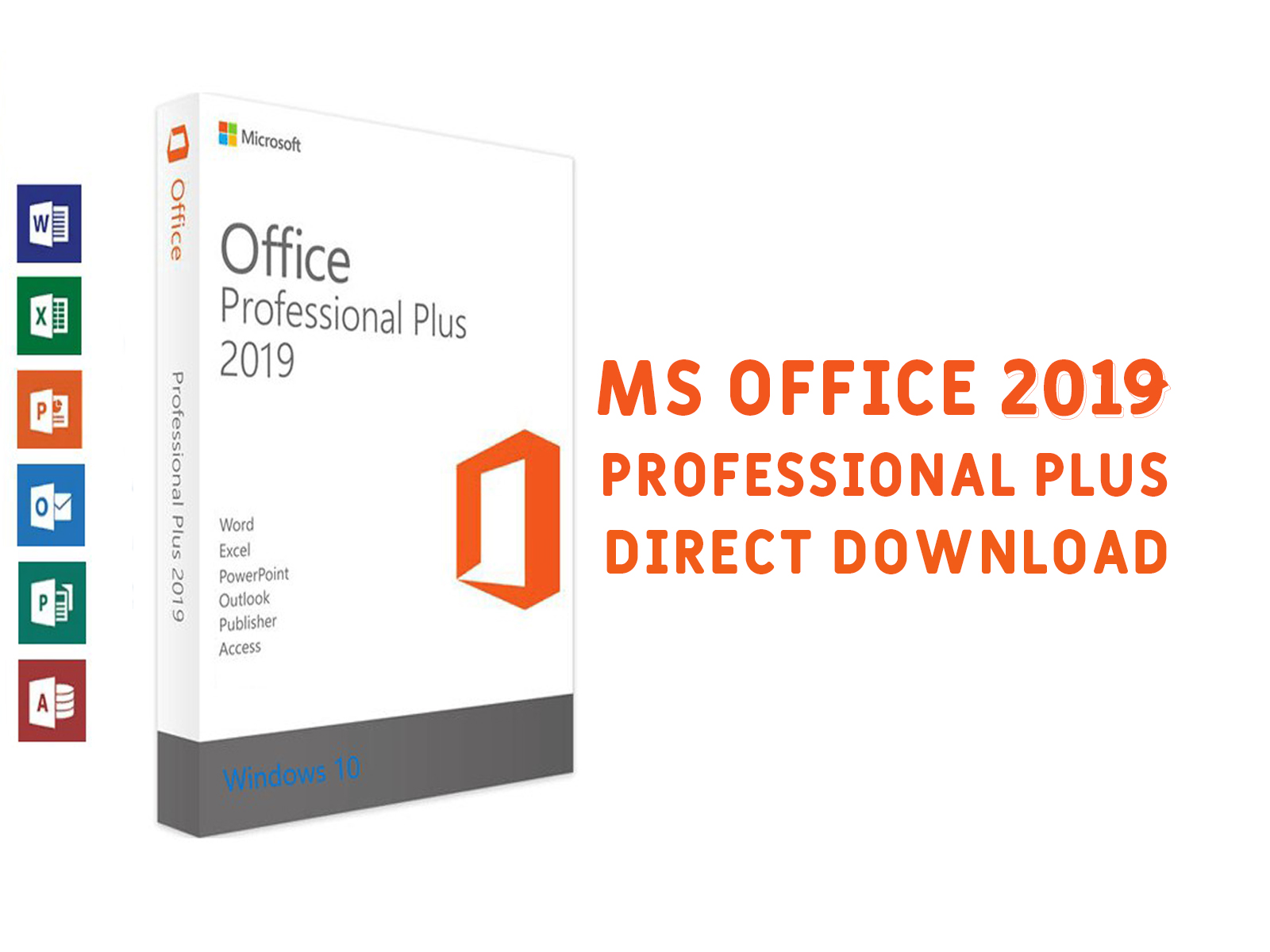 MS OFFICE 2019 PRO PLUS