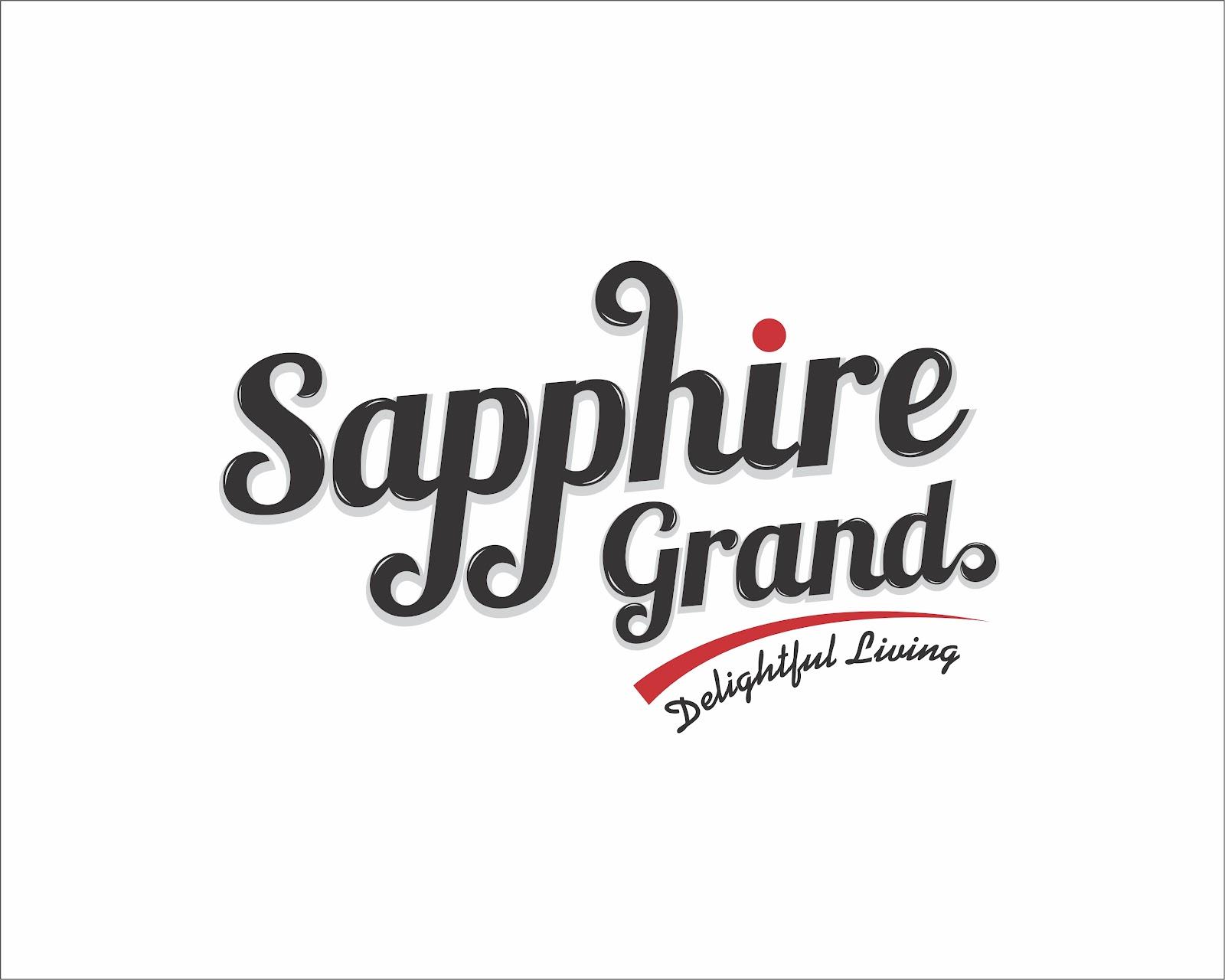 Freelance Graphic Designer: Sapphire Grand