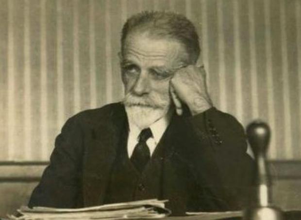 Κωστής Παλαμάς (13/1/1859-27/2/1943)