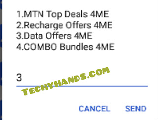MTN 4ME Offers