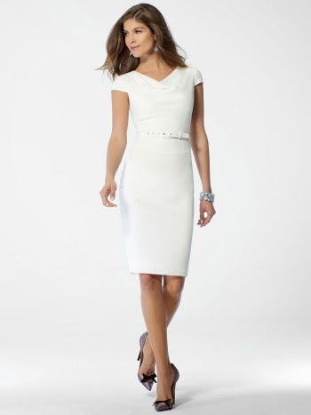 A Nice Crisp White Will Have You Looking Like Breath Of Fresh Air I Love The Belt This Work Best Against Skin With Olive Undertones