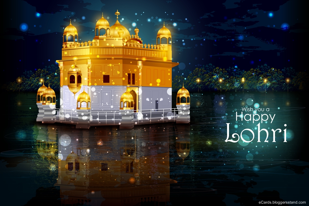Happy lohri 2021 Wishes messages