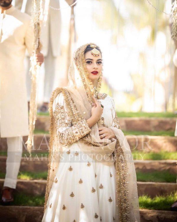 Minal Khan New Stunning Photo Shoot