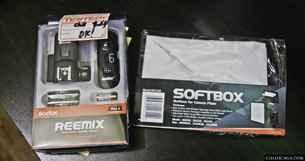 Godox Reemix 3-in-1 Remote Control Trigger Review