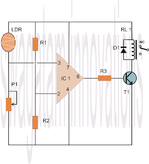 How to Use an Opamp as a Comparator