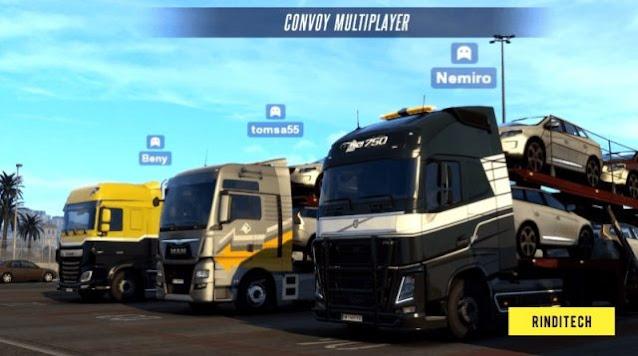 ETS 2 1.41 Major update! What's new? Euro Truck Simulator 2
