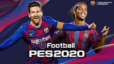 PES 2020 Mod Apk + Data Download Pro Evolution Soccer 2020 v4.0.0