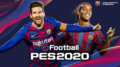 PES 2020 Mod Apk + Data Download