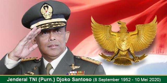 Publik Heran Tidak Ada Ucapan Duka Cita Presiden Jokowi Atas Meninggalnya Mantan Panglima TNI Djoko Santoso