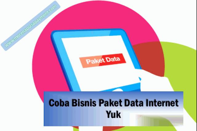 Coba Bisnis Paket Data Internet Yuk