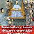 I Seminario Corte y Literatura: «Discurso y representación en el Humanismo»