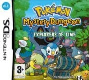 Pokemon Mistery Dungeon - Explorer of time