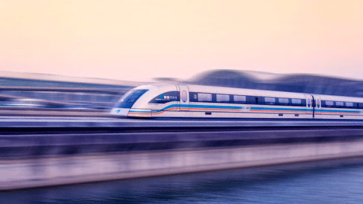 Maglev train breaks speed record Japanese up - siteXen